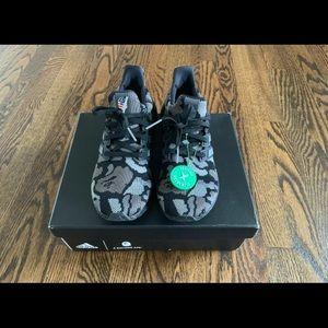 Adidas Ultra Boost 4.0 Bape Black Camo Authentic
